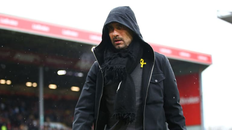 FA Could Charge Pep Guardiola a Second Time as He Continues to Wear a Yellow Ribbon