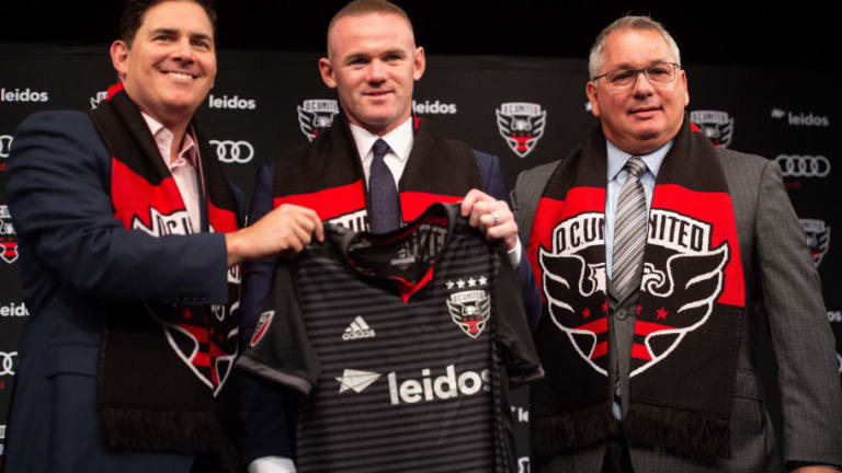Wayne Rooney Shrugs Off Suggestions DC United Move is Career Swansong for Forward