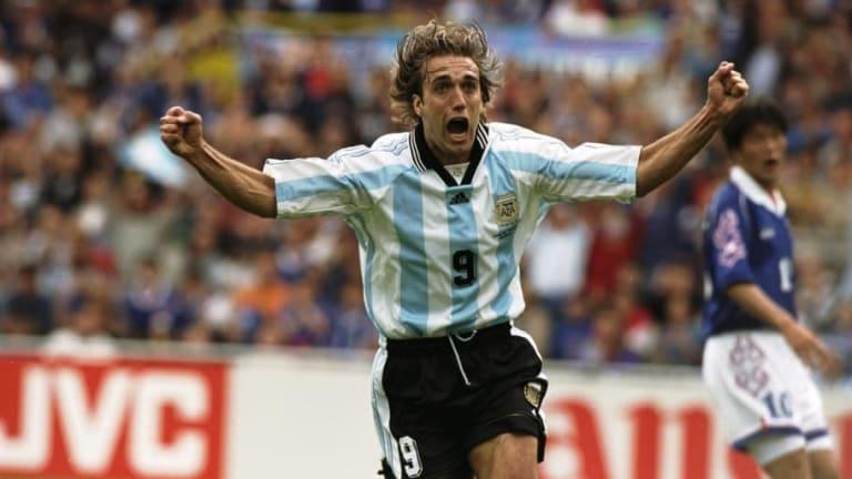 REVELADO   El día que Batistuta pudo haber sido jugador del FC Barcelona