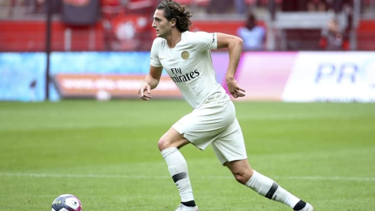Report Claims PSG Tried to Swap Adrien Rabiot for Sergio Busquets This Summer