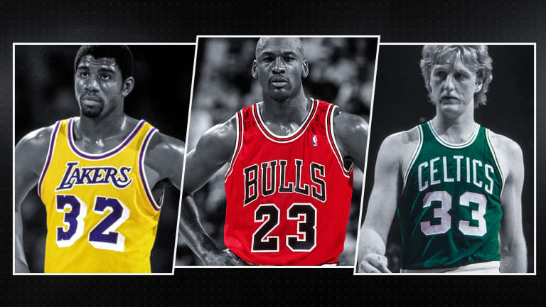 Ranking the 30 Best NBA Jerseys of All Time