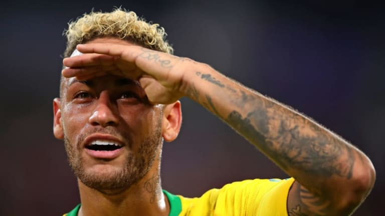 Report Claims Neymar's Father & Real Madrid President Conspiring to Force Brazilian's PSG Exit