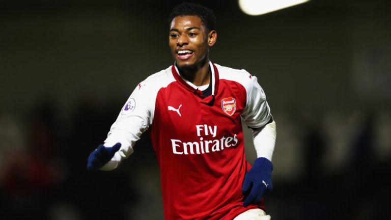 Arsenal Youngster Jeff Reine-Adelaide Joins Ligue 1 Side Angers on Permanent Deal