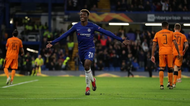 Callum Hudson-Odoi Thought Goal Was 'a Dream' as Youngster Gets Off the Mark for Chelsea First Team