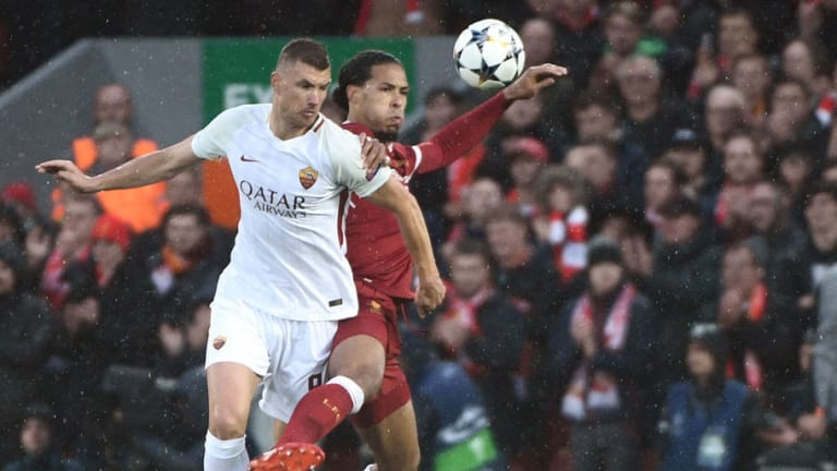 Virgil van Dijk Admits 'Blow' of Conceding Late to Roma But Remains Confident of Grabbing Away Goals