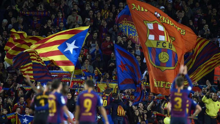 El polémico tuit del Barça tras la 'manita' al Real Madrid