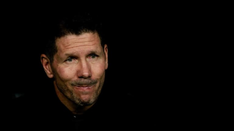 'We've Been Growing': Diego Simeone Pleased With Progression After Madrid Derby Stalemate