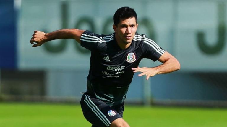 Jesús Molina, ¡un futbolista meramente profesional!