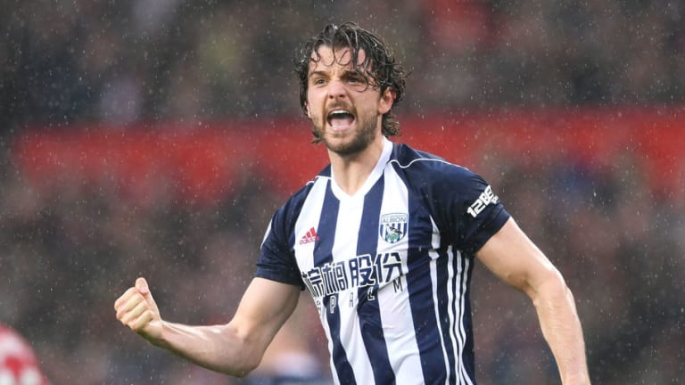 Burnley Line Up Swoop for West Brom Ace Jay Rodriguez as Clarets Look to Build on Impressive Season