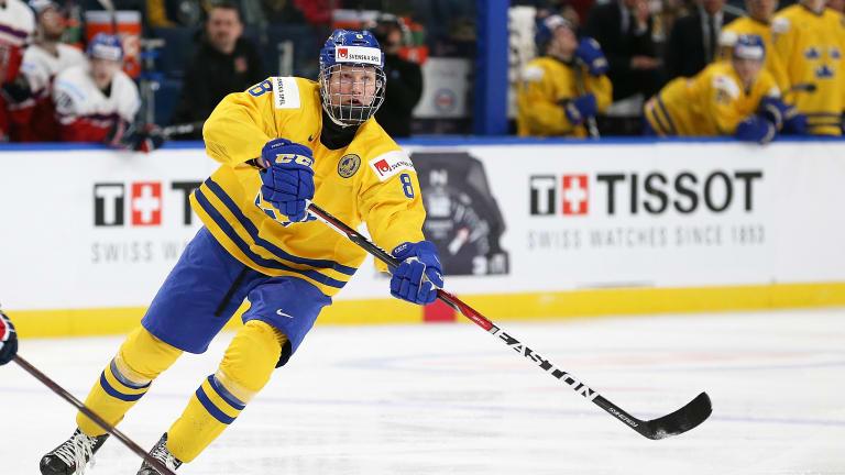 2018 NHL Draft: Sabres Make Rasmus Dahlin Top Pick, Hurricanes Select Andrei Svechnikov at No. 2