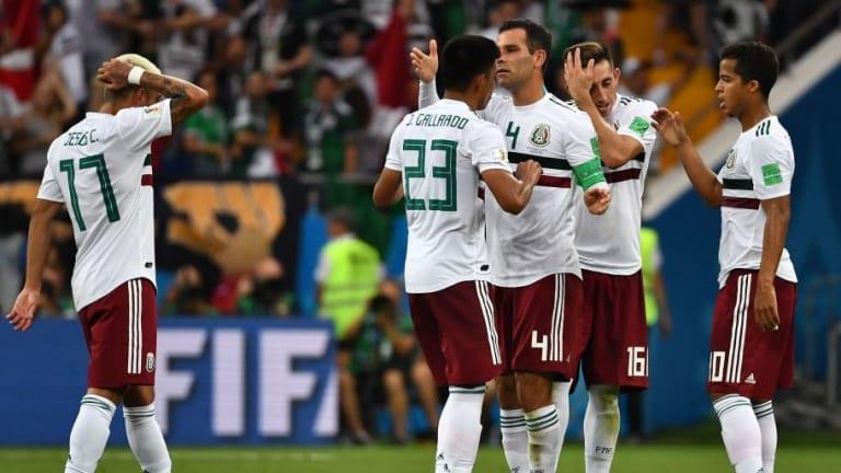 ¡TODO LISTO! | Los posibles 11 iniciales para el partido entre México y Suecia