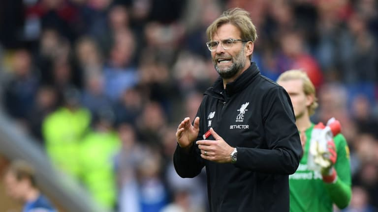 Jurgen Klopp Rues Missed Chances & Referee Decisions as Liverpool Draw a Blank Against Stoke