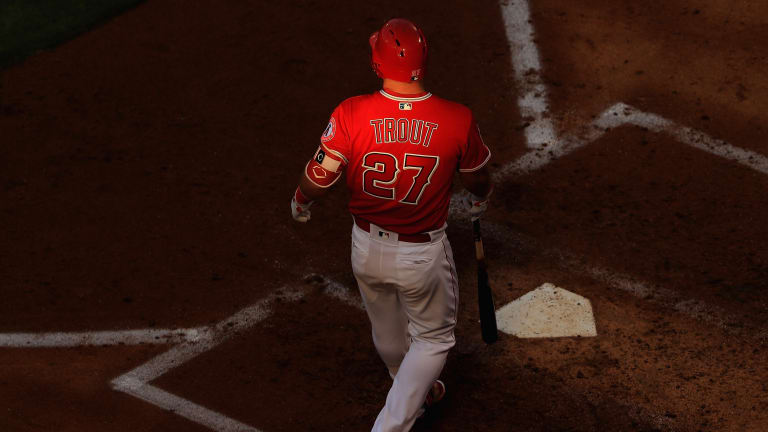 The Star That Still Won't Shine: The Incredible, Unprecedented but Unseen Greatness of Mike Trout