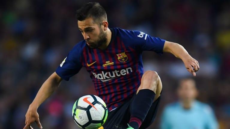MERCADO | Los clubes de la Premier que han mostrado interés por Jordi Alba