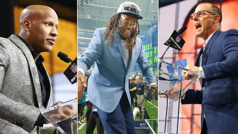Wrapping Up the 2018 NFL Draft