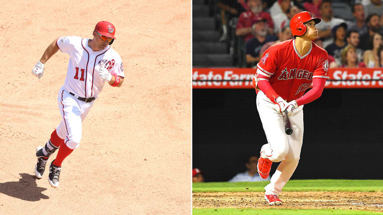 Ryan Zimmerman, Shohei Ohtani Atop Final Fantasy Baseball Waiver Wire Before MLB Trade Deadline