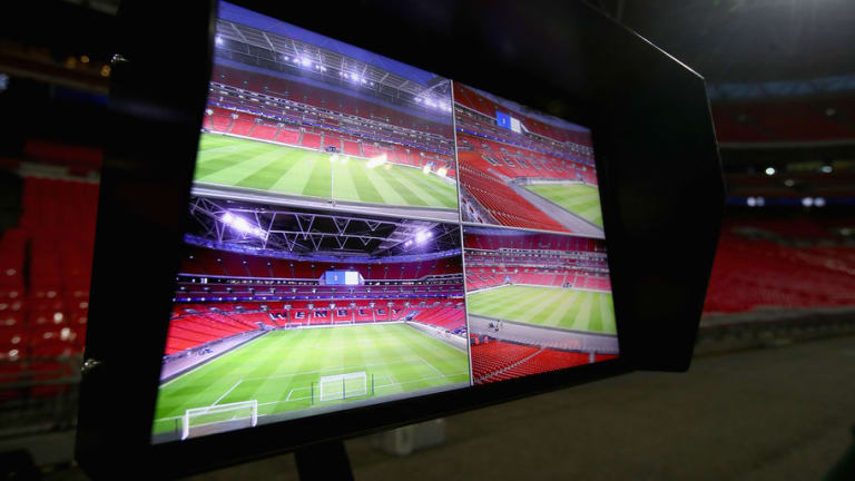 VAR Big Screen Message Set for Use in Carabao Cup Final to Avoid Stadium Crowd Confusion