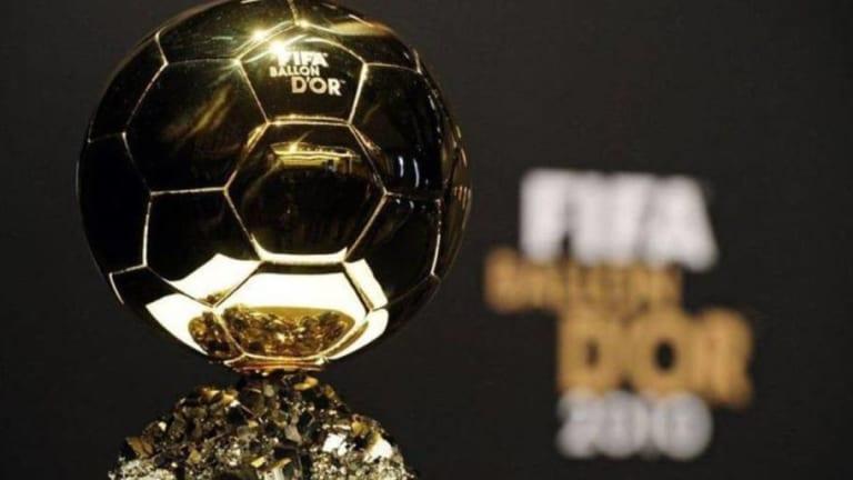 France Football le ha comunicado al ganador del Balón de Oro que es el vencedor...¡por teléfono!