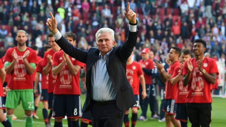 Bayern Boss Heaps Praise on Predecessor But Insists He 'Never Imagined' Winning Title