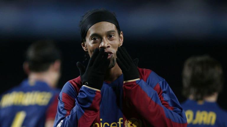 INTENTA NO LLORAR   La emotiva carta de despedida de Ronaldinho