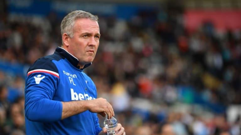 Stoke Boss Paul Lambert Blasts Bad Eggs and Their 'Lack of Professionalism' Following Relegation