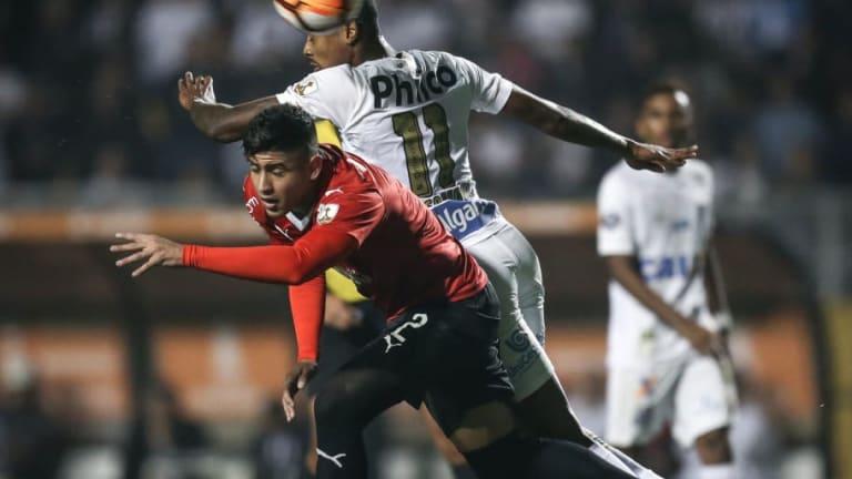 Futbolista del Real Madrid explota contra Conmebol en medio de un partido de Libertadores