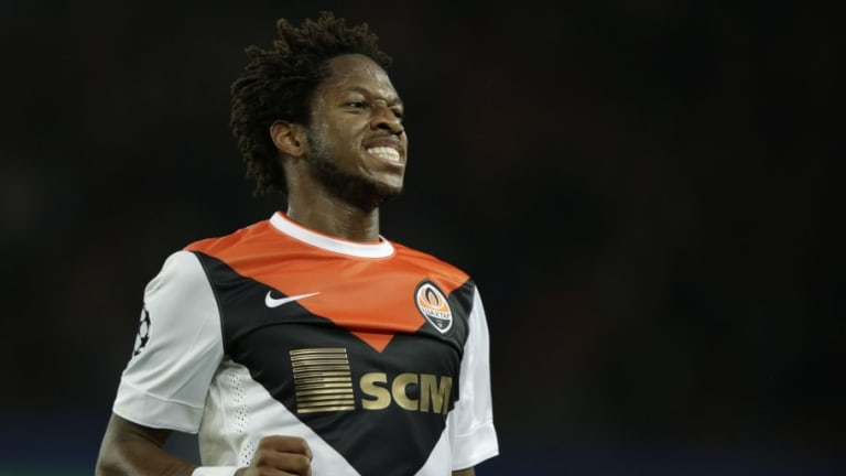 REVEALED: Why Man City Withdrew Interest in Shakhtar Donetsk Midfielder Fred in January