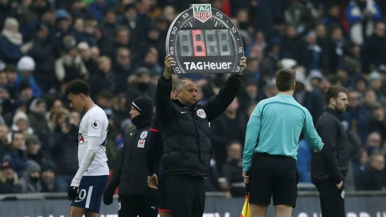 Injury Time Substitutions 'Could Be Banned' as Law Makers Look to Crack Down on Time Wasting