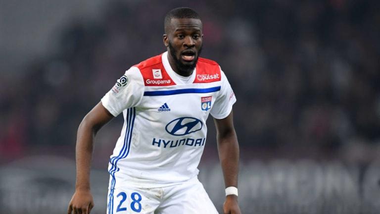 Paris Saint-Germain Favourites to Sign Lyon Starlet Tanguy Ndombele Amid Premier League Interest