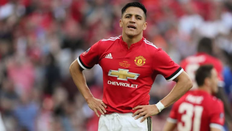 Alexis Sanchez Reveals Who He Wants to Win the World Cup as Chile Forward Enjoys Relaxing Summer Off