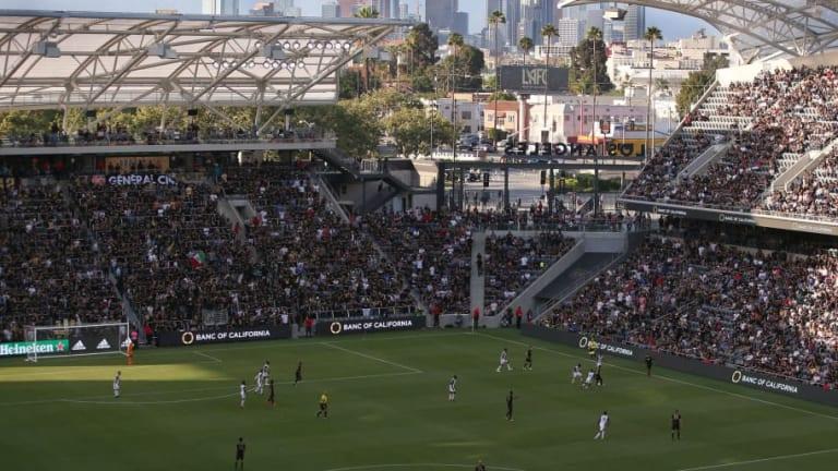 SORPRENDENTE: La asistencia en estadios de la MLS es superior a la del Mundial de Rusia 2018