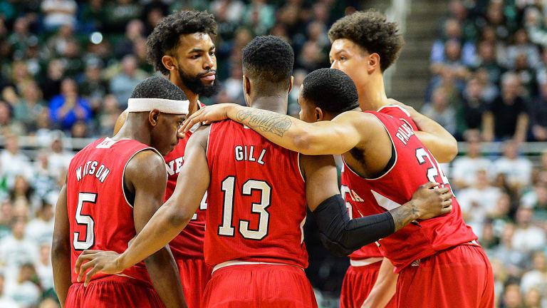 Nebraska Basketball's Message to White Nationalist: 'Hate Will Never Win'