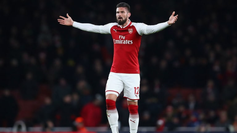 Chelsea Given Green Light Over £35m Olivier Giroud Deal If Arsenal Secure Pierre-Emerick Aubameyang
