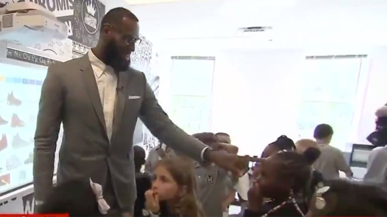 Traina Thoughts: LeBron James Has Done So Much More Than Just Open a School