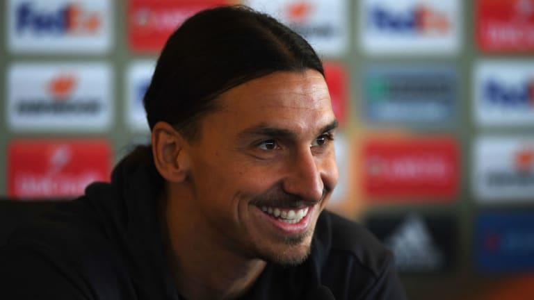 Zlatan Ibrahimovic Announces Imminent LA Galaxy Signing in Most 'Zlatan' Way Imaginable