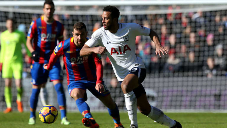 Spurs Midfield's Contrasting Performances in Palace Battle Hint at Trouble on the Horizon