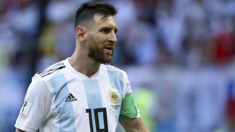 """NACE UN CRACK   El """"nuevo Messi"""" de triple nacionalidad que sueña con jugar en Argentina"""