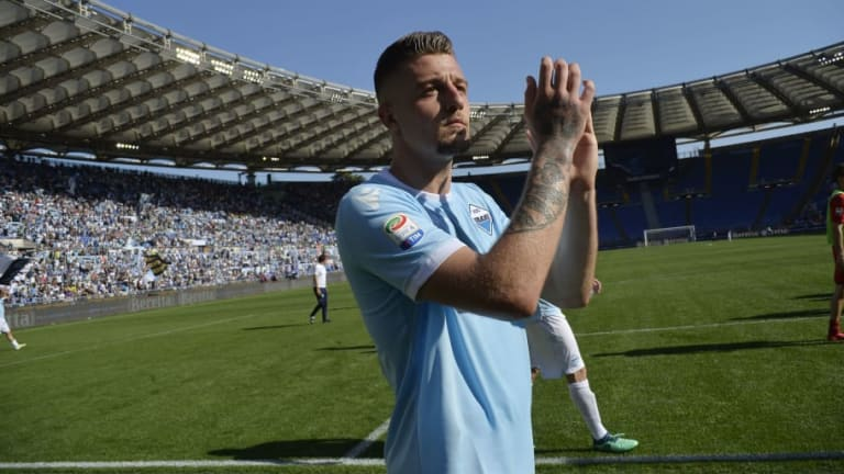 Juventus Consider Selling 3 Stars in Order to Fund a Move for Lazio Star Sergej Milinkovic-Savic