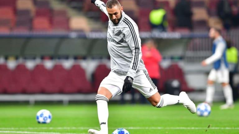 RUMOR   El intercambio que prepara Florentino en enero con Benzema como protagonista