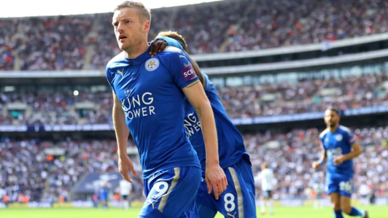Jamie Vardy in Advanced Talks With Leicester City Over New Contract Despite Atletico Links