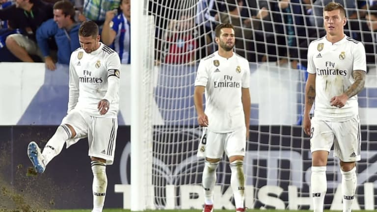 Ramos habló de un presunto cambio de entrenador en el Madrid