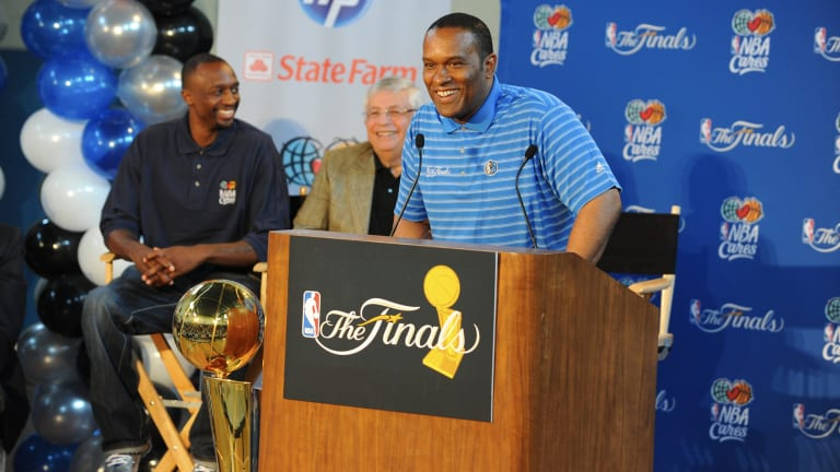 Who is Terdema Ussery? Former Mavs President Under Fire for Misconduct Allegations