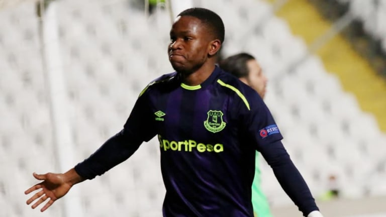 Everton Snubbed Late £25m Offer From RB Leipzig for Attacking Ace Ademola Lookman