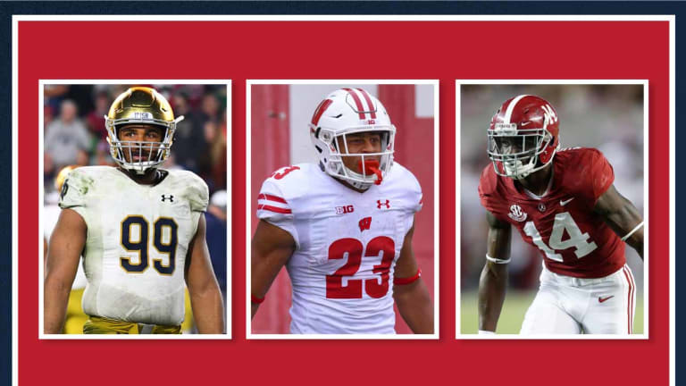 SI's 2018 College Football All-America Team