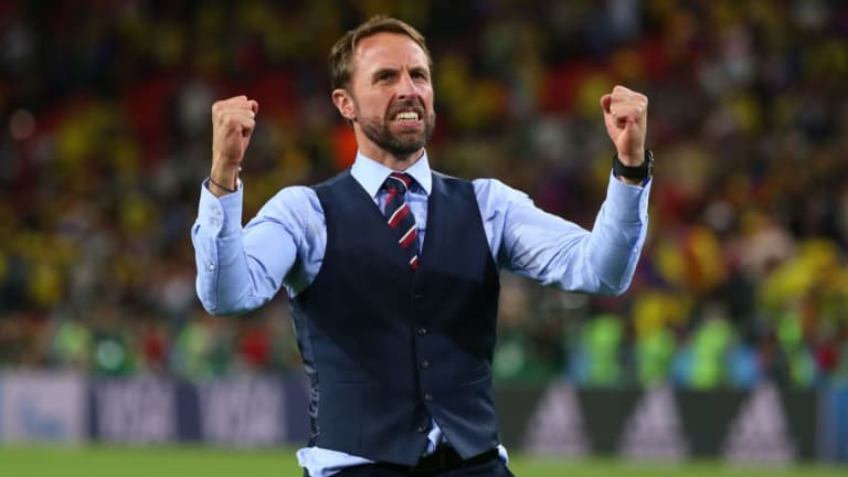 Gareth Southgate Insists He Knew England Would Beat Colombia to Reach World Cup Quarter Finals