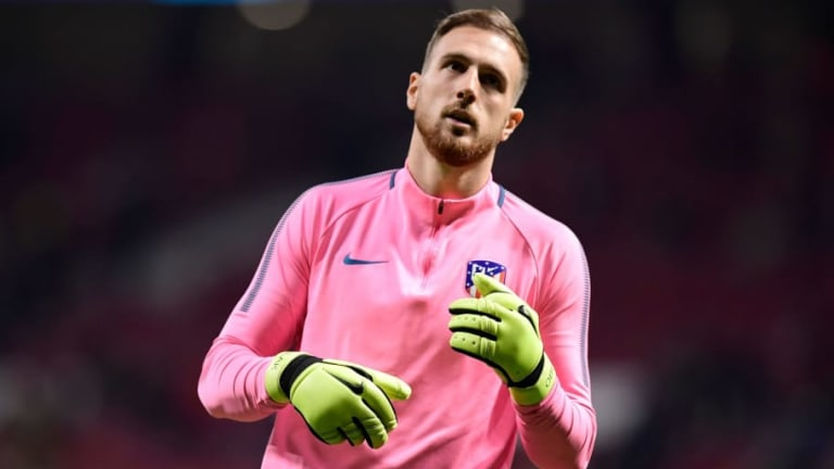 Atlético Madrid Set to Double Release Clause in Jan Oblak's Contract Amid Premier League Interest