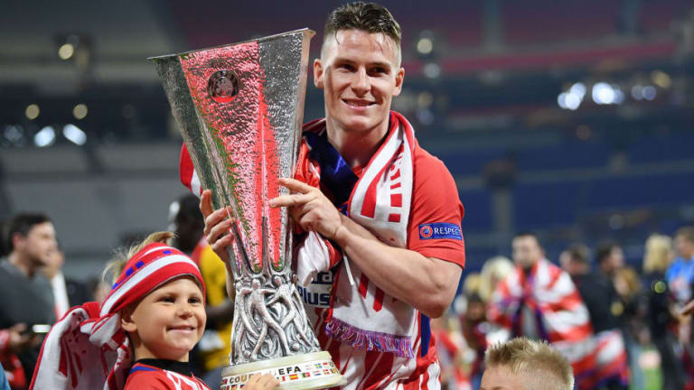 Valencia Close to Completing €15m Signing of Atletico Madrid Forward Kevin Gameiro