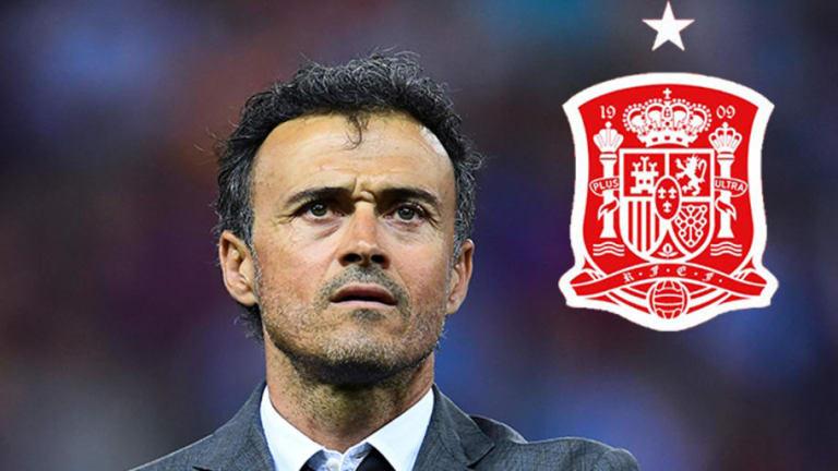 OFICIAL | Luis Enrique, nuevo entrenador de la selección española