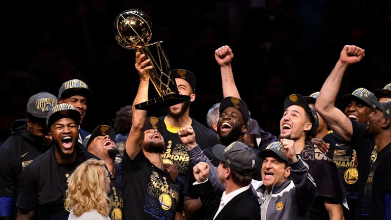 There's No Franchise in Sports Quite Like the Golden State Warriors