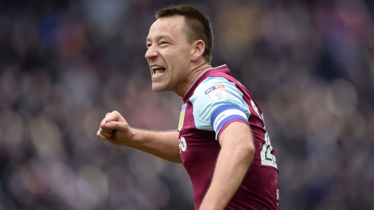 John Terry 'Indicates' Desire to Play in Premier League Again With Aston Villa